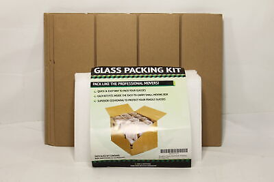 Ecobox Glass Pack Moving Kit V-5386 - Preowned