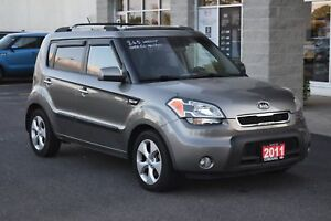 2011 Kia Soul 2.0L 4u BLUETOOTH | HEATED SEATS | ALLOYS