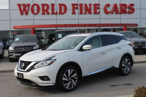 2015 Nissan Murano Platinum | Accident Free *One-Owner*