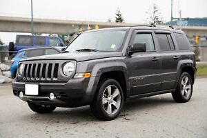 2016 Jeep Patriot North - LEATHER, ALLOY WHEELS, SUNROOF !