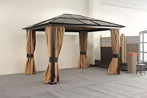Pavilion abri gazebo 12x14 honeycomb supreme NEW!!!