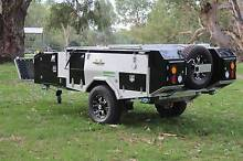 2016 PUMA FORWARD FOLD SERIES II Camper Trailer - Demo Model! Malaga Swan Area Preview