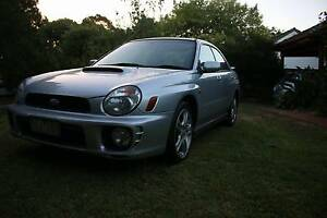 2001 Subaru WRX - Original suit Enthusiast - Bugeye Box Hill South Whitehorse Area Preview