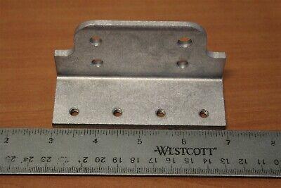 8020 Inc Aluminum Custom 8 Hole Bracket 4 X .188 X 1.56 X 1.23 Tf Ano D1-14