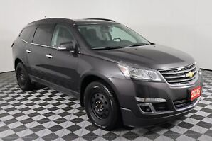 2015 Chevrolet Traverse 1LT LT w/REMOTE START, ONSTAR, BACKUP...