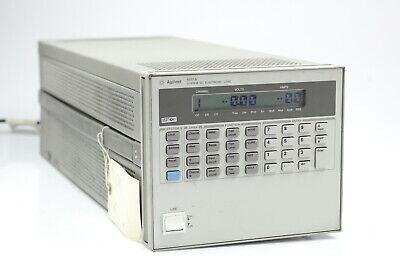 Hpagilent 6051a Dc Electronic Load W60504b