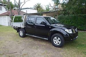 Nissan Navara Diesel 2011  - 4X4 6sp manual - $7,000 extras Newport Pittwater Area Preview