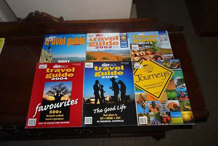 RM Williams Outback Travel Guides