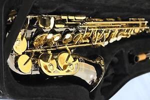 Trevor James 'Black Nickel' Alto Saxophone Caloundra Caloundra Area Preview