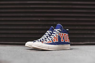 CONVERSE X NBA CHUCK TAYLOR ALL STAR HIGH 1970 - knicks -Size 10 CHEAP](Converse All Star Cheap)