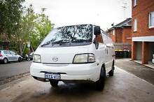 AWESOME Mazda E2000 Campervan Fairlight Manly Area Preview