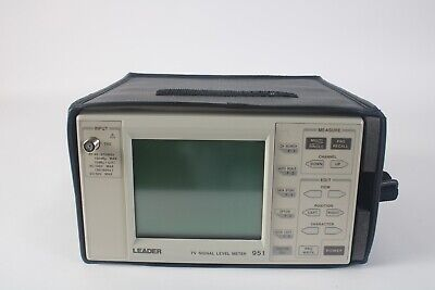 Leader 951 Catvtv Signal Level Meter