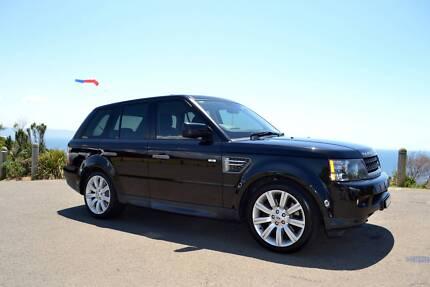 Land Rover Range Rover Sport 2010 (MY11)