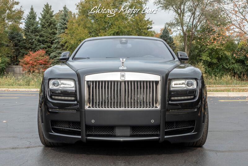 Image 3 Coche Americano usado Rolls-Royce Ghost 2013