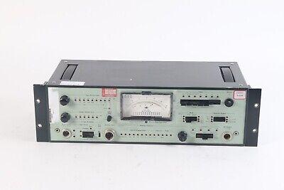 Bruel Kjaer 2636 Measuring Amplifier - Vintage - Retro Test Equipment