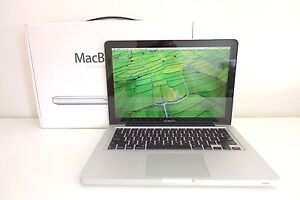 "MacBook Pro 13"" 2009 250gb 4GB ram + BONUS softwares + box Melbourne CBD Melbourne City Preview"