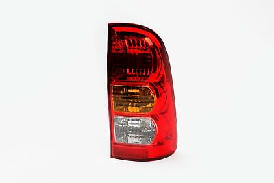 Toyota Hilux 05-11 Rear Tail Light Lamp Right Driver Off Side O/S With Bulb