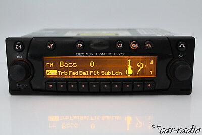 Becker Traffic Pro BE4720 Navigationssystem AUX-IN RDS Autoradio GPS CD-Radio GS