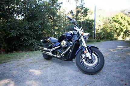 Suzuki Boulevard - reliable comfortable cruiser + many extras!