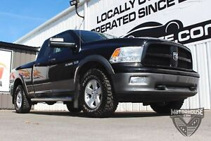 2010 Dodge Ram 1500 ST QUAD CAB | AWD | CRUISE | AUTO | POWER