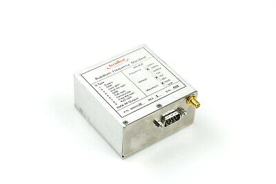 Accubeat Rubidium Frequency Standard Ar-60a 10mhz 15v Sine