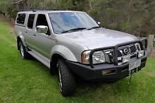 2007 Nissan Navara Ute Blackburn Whitehorse Area Preview