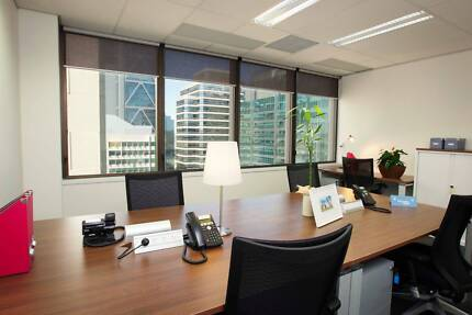 Iconic Perth Building - Large 3 Person Office Suite - City View West Perth Perth City Preview