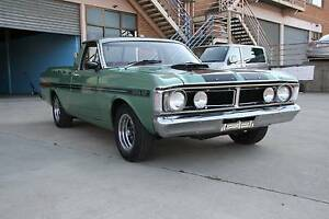 1972 Ford Falcon XY Ute - GT Tribute Fyshwick South Canberra Preview
