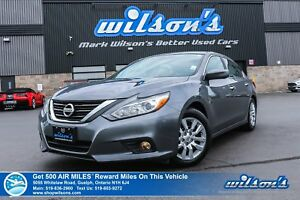 2017 Nissan Altima 2.5S | REAR CAMERA | HEATED SEATS | REMOTE ST