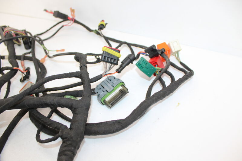 2010 CAN-AM SPYDER RT-S ROADSTER FRONT SUB WIRE WIRING ...