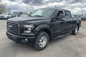 2016 Ford F-150 XLT DECOR CREW 4X4 5.0 MAGS
