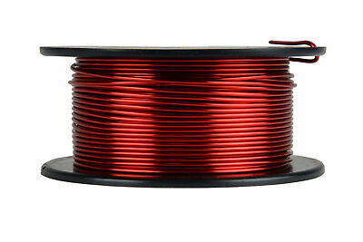 Temco Magnet Wire 15 Awg Gauge Enameled Copper 8oz 155c 50ft Coil Winding