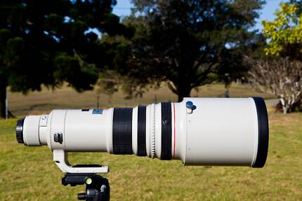 Canon 500mm f4 IS