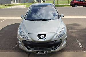 2009 Peugeot 308 Auto Turbo 1.6L Petrol. Great car to drive. Delahey Brimbank Area Preview