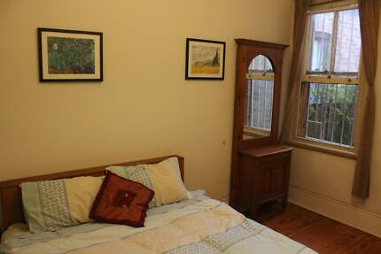 Good size room in lovely terrace house $340pw plus bills