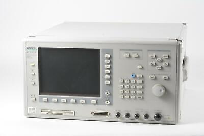 Anritsu Mt8802a Radio Communication Analyzer 300khz-3ghz Gsmdcsfm