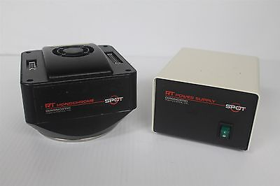 Diagnostic Instruments Spot Monochrome Imaging Camera Rtps-in Power Supply