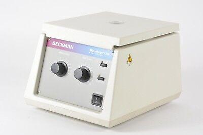 Beckman 367121 Microfuge Lite Centrifuge
