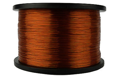 Temco Magnet Wire 22 Awg Gauge Enameled Copper 200c 5lb 2507ft Coil Winding