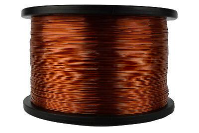 Temco Magnet Wire 22 Awg Gauge Enameled Copper 200c 5lb 2507ft Coil Winding