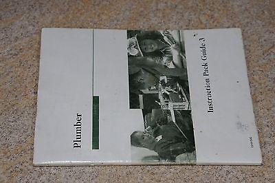 Penn Foster  Plumber  Instruction Pack Guide 3  15191500
