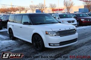 2016 Ford Flex Limited Heated & cooled seats! Sunroof!