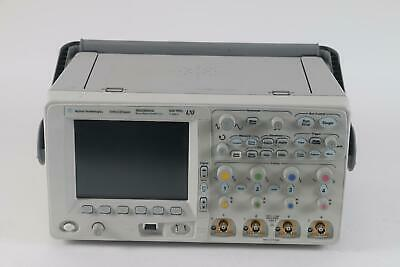 Agilent Mso6054a Mixed Signal Oscilloscope 500mhz 4gsas Options 0018mh