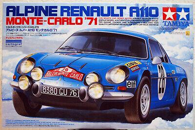 1:43 Trofeu 0817 Alpine Renault a110 1300-Rally de Monte Carlo 1968-Vinatier