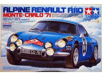 Norev 310703 Renault Alpine A110 1600 S Rallye Monte Carlo 1971 blau 28 Nr