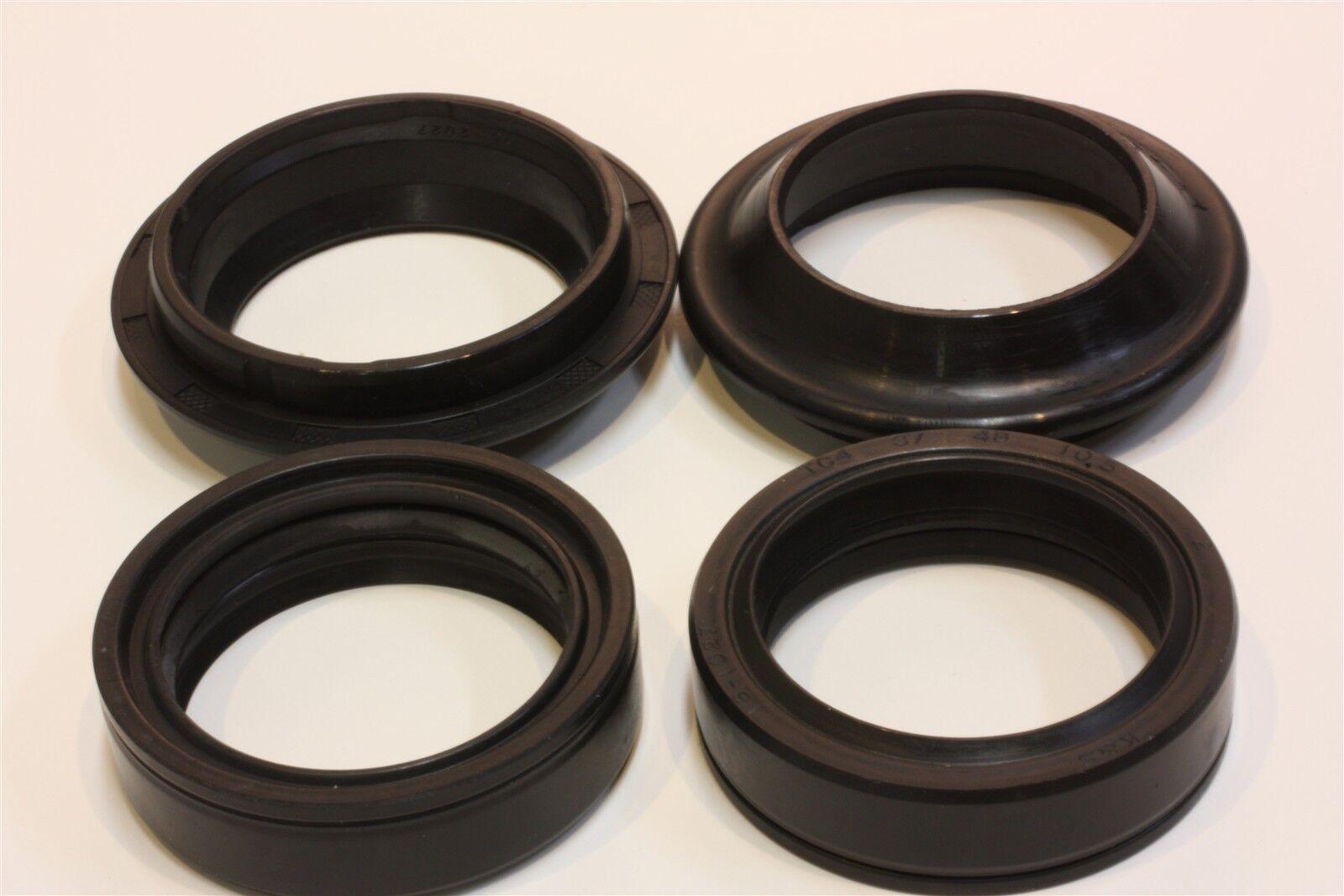 Fork /& Dust Seal Kit Kawasaki KDX200 86-92,KX125 83-87,KX250 82-87,KX500 83-87