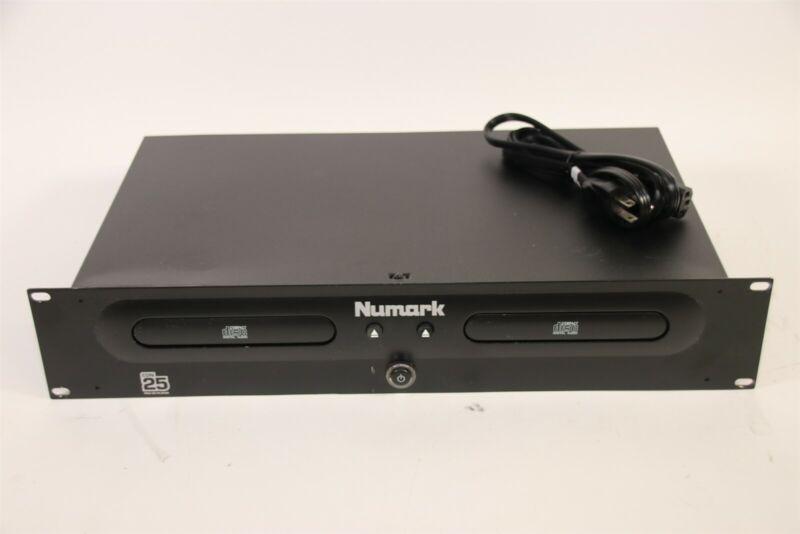 Numark CDN25 Dual CD Player Console (NO CONTROL UNIT)