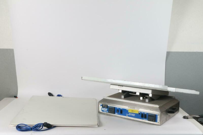 Wavebiotech Bioreactor  BASE 20/50EH W/Load Cell Culture Fermentor Rocker Mixer