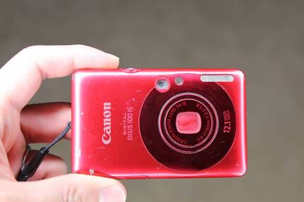 For sale: Canon Digital Ixus 100 IS - 12.1MP