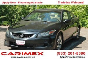 2008 Honda Accord EX-L Sunroof | Leather | Heated Seats